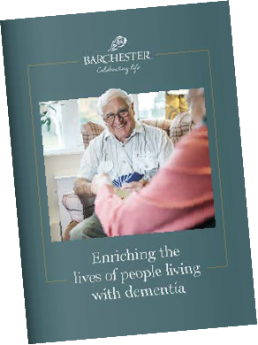 Enriching the lives of people living with dementia